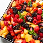 Tropical Summer Fruit Salad