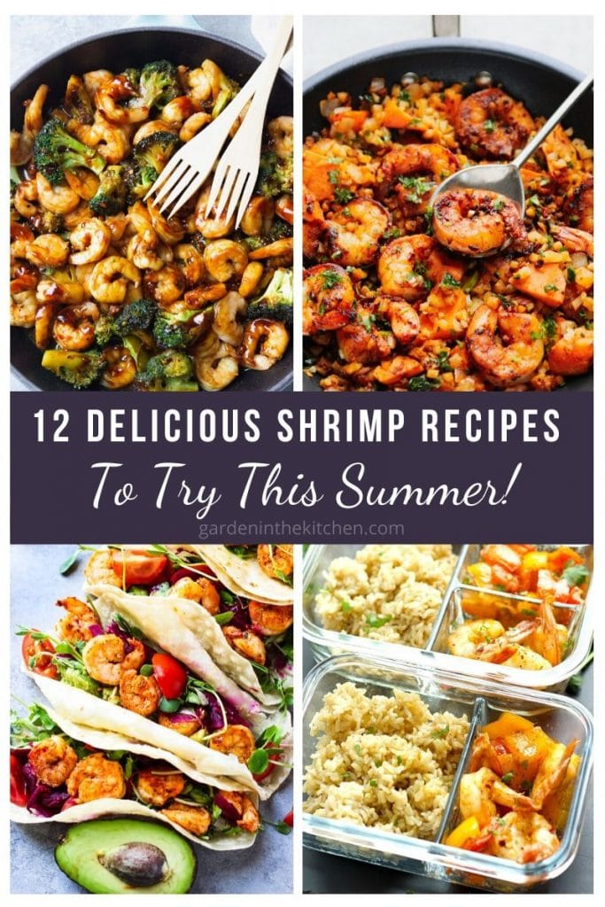 easy shrimp recipes
