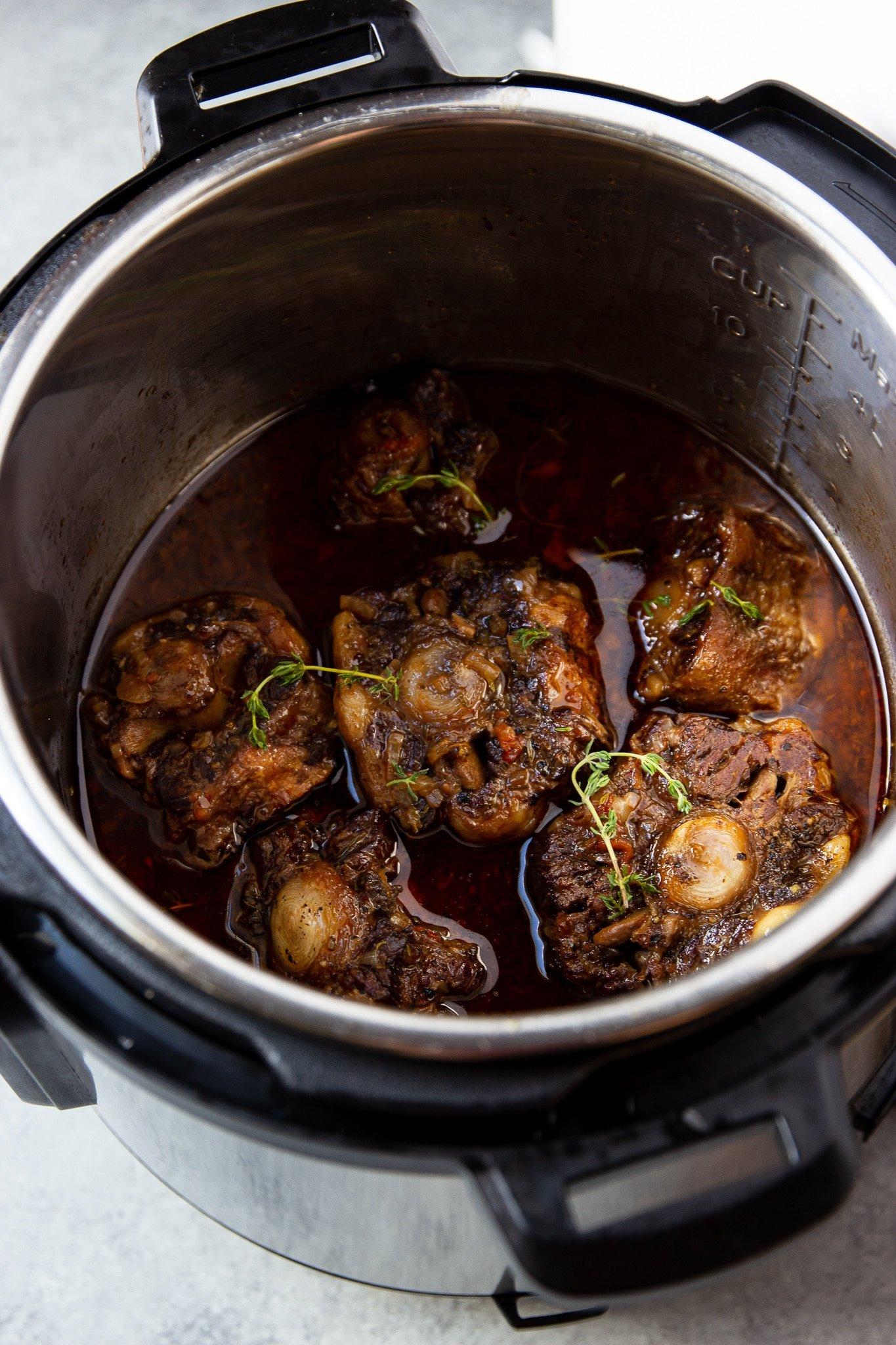 instant pot oxtail  garden in the kitchen