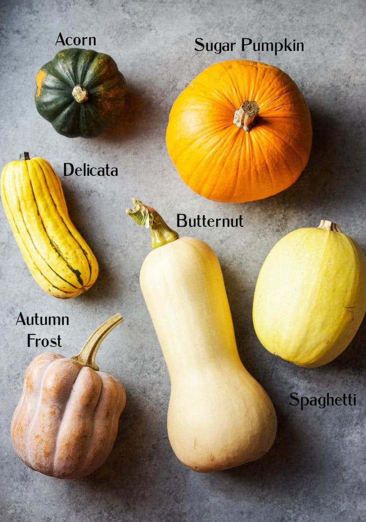 winter squash recipes