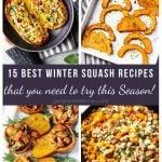 15 Best Winter Squash Recipes