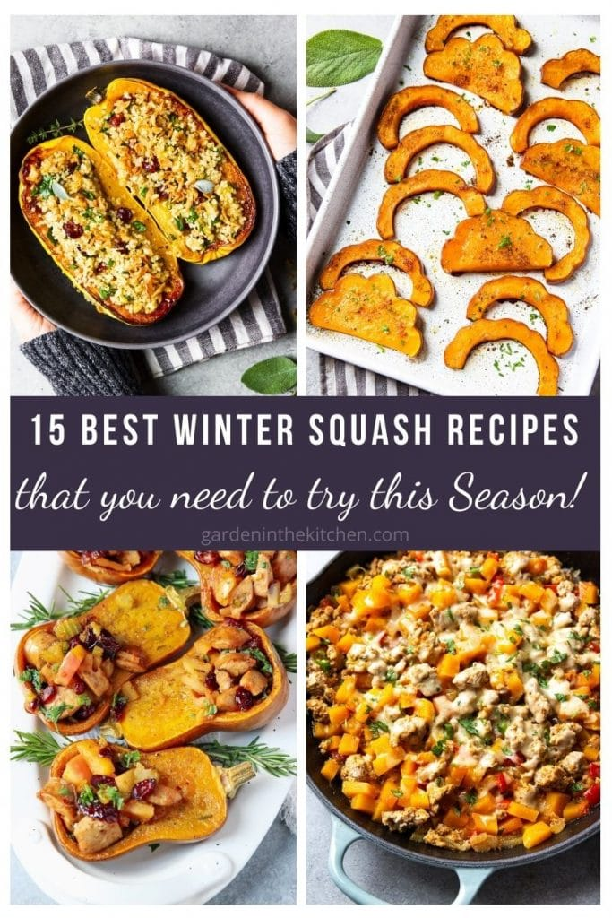 15 delicious winter squash recipes that you must try this season!