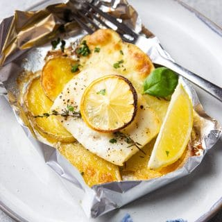 fish in foil recipe
