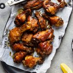 Instant Pot Sticky Wings