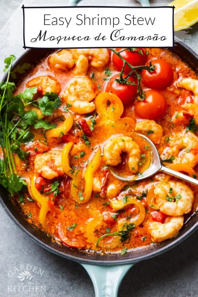 easy shrimp stew